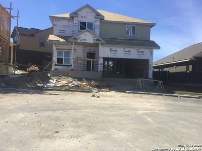 San Antonio Single Family Home Price Change: 1422 Kingbird