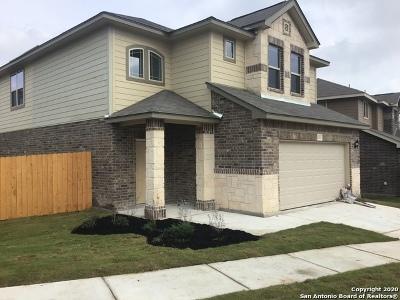 San Antonio Single Family Home New: 1423 Crow Ct