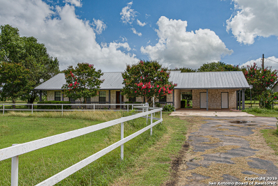 Single Family Home Active Option: 5580 State Highway 173 N