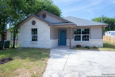 San Antonio Single Family Home New: 6734 Paro Pl