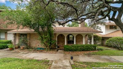San Antonio Condo/Townhouse Active Option: 6106 Vance Jackson Rd #25