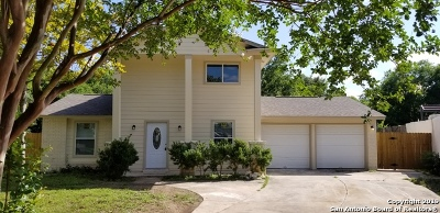 San Antonio Single Family Home New: 3500 Pipers Path