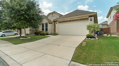 San Antonio Single Family Home New: 12426 Caprock Creek