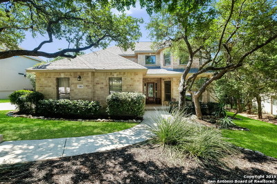 San Antonio Single Family Home New: 24814 Birdie Ridge
