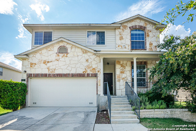 San Antonio Single Family Home New: 143 Coopers Hawk