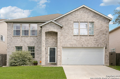 Schertz Single Family Home Active Option: 3401 Whisper Haven