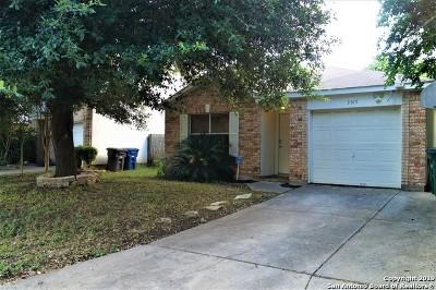 San Antonio Single Family Home Back on Market: 9515 Celine Dr