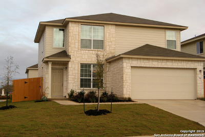 San Antonio Single Family Home New: 702 Celosia