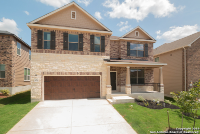 Cibolo Single Family Home Price Change: 520 Landmark Falls