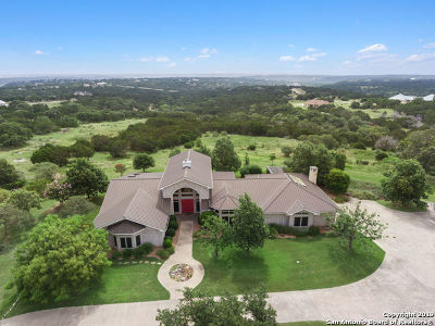 Kerrville Single Family Home New: 184 Honor Dr