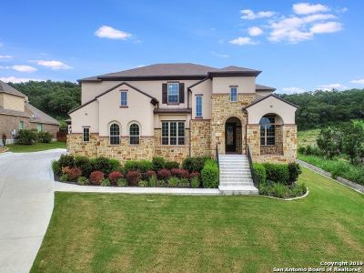 Helotes Single Family Home New: 13322 Trotting Path