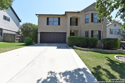 San Antonio Single Family Home New: 2610 Melrose Canyon Dr