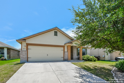 San Antonio Single Family Home New: 10954 Geneva Vale