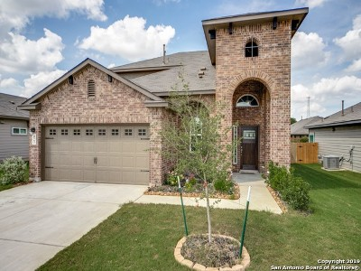 New Braunfels Single Family Home New: 423 Escarpment Oak