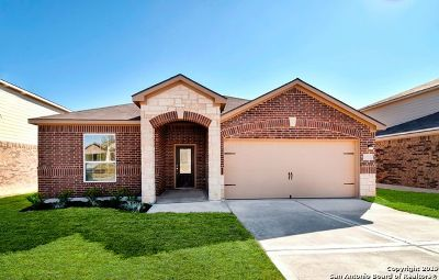 San Antonio Single Family Home New: 7829 Bluewater Cove