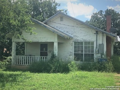 Wilson County Single Family Home New: 1606 C St