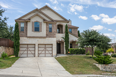 San Antonio Single Family Home New: 21259 Coral Spur