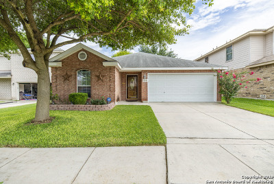 San Antonio Single Family Home New: 8214 Grissom Gate