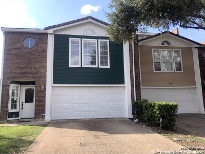 San Antonio Single Family Home New: 16601 Turkey Point St