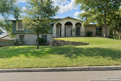 San Antonio Single Family Home New: 2530 Old Brook Ln