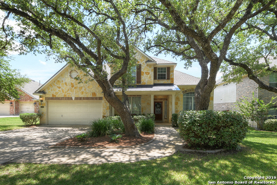 Bexar County Single Family Home New: 322 Snowbell Trail