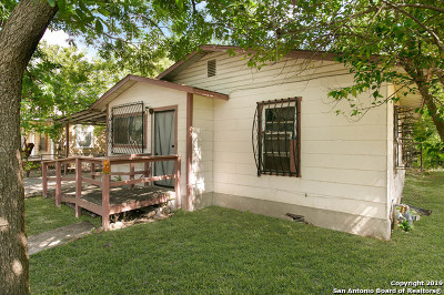 San Antonio Single Family Home New: 655 Kendalia Ave