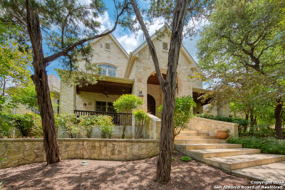 Helotes Single Family Home New: 10826 Reyes Canyons