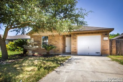 San Antonio Single Family Home New: 4006 Salty Marsh