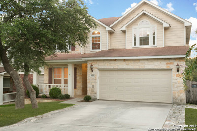 San Antonio Single Family Home New: 4518 Pinehurst Mesa
