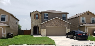 San Antonio Single Family Home New: 10834 Gunsel Trail