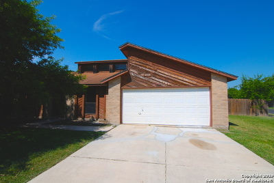San Antonio Single Family Home New: 4503 Lakeway Dr