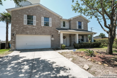Cibolo Single Family Home New: 101 Hidden Cave