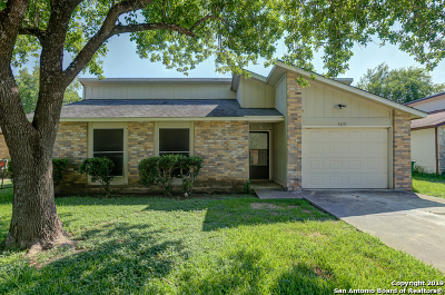 San Antonio Single Family Home New: 5631 Texoma Dr