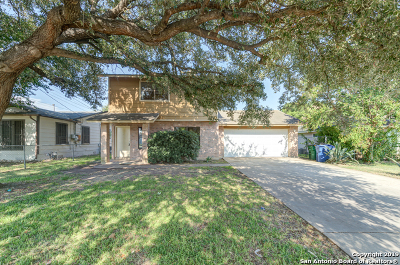 San Antonio Single Family Home New: 2510 Christian Dr