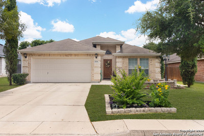 San Antonio Single Family Home New: 14206 Real Delight
