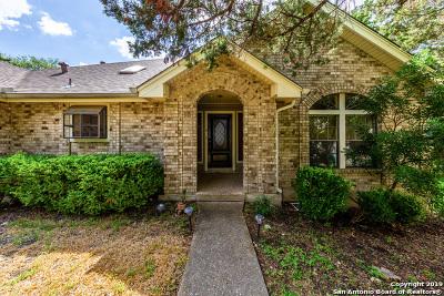 San Antonio Single Family Home New: 19303 Atoko Way