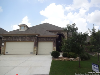 Timberwood Park Single Family Home For Sale: 2143 Silent Fox