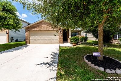 San Antonio Single Family Home New: 3807 Fiesta Trail