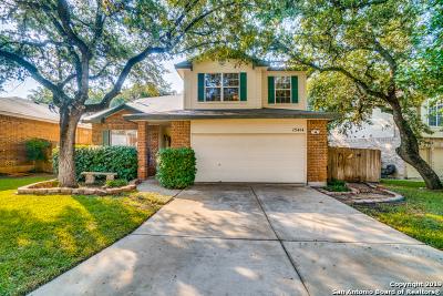 San Antonio Single Family Home New: 15414 Kid Run