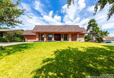 San Antonio Single Family Home New: 5302 Winridge Dr
