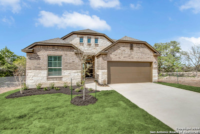 San Antonio Single Family Home New: 22234 Waldon Vale