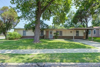 San Antonio Single Family Home New: 474 Sandalwood Ln