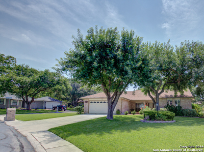 Schertz, Cibolo Single Family Home New: 3632 Chestnut Ct