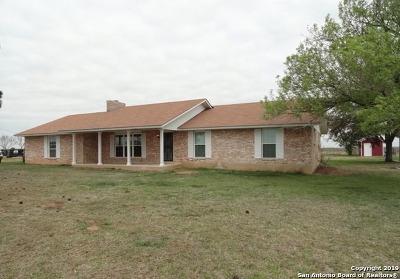 San Antonio Single Family Home New: 12620 Stuart Rd