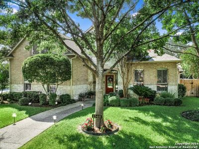 San Antonio Single Family Home New: 13418 Bow Heights Dr