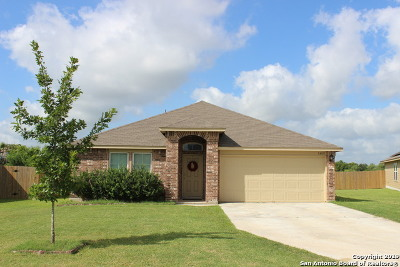 Guadalupe County Single Family Home New: 1409 Birmingham Dr