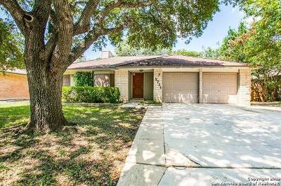 San Antonio Single Family Home New: 2711 Strong Oak