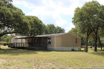 Guadalupe County Single Family Home New: 129 High Point Ridge