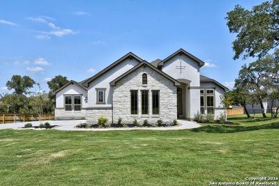 Castroville Single Family Home New: 184 Jasper Point