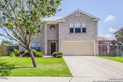 Boerne Single Family Home For Sale: 421 Stone Creek Dr